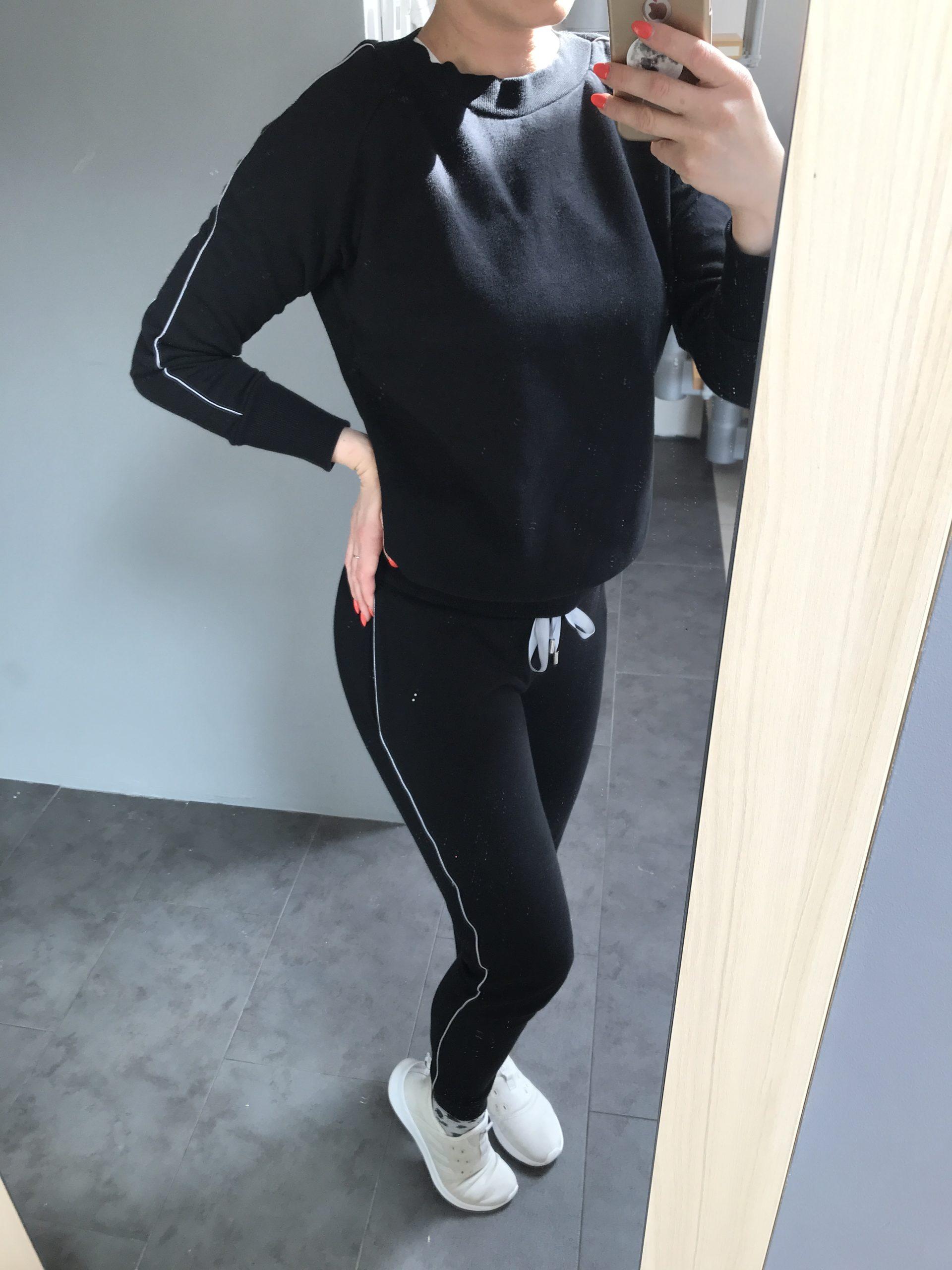 Bluza Basic SILVES - Maja Małolepsza