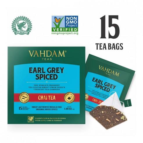 Earl Grey Spiced Chai Tea - Republika Smaków Sp. z o.o.   JestemSlow.pl