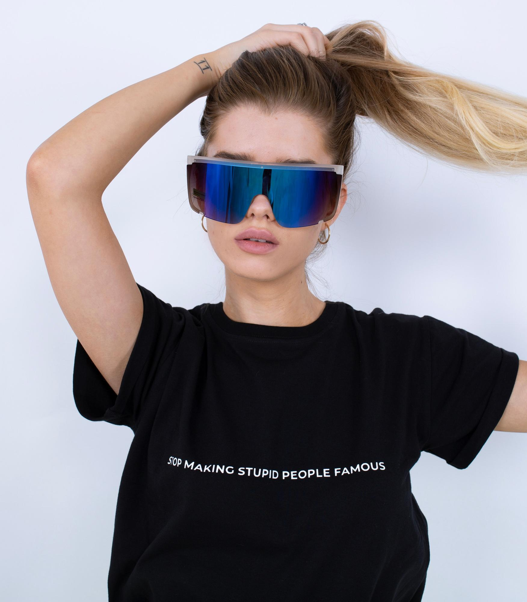 T-shirt Statement - whysoserious