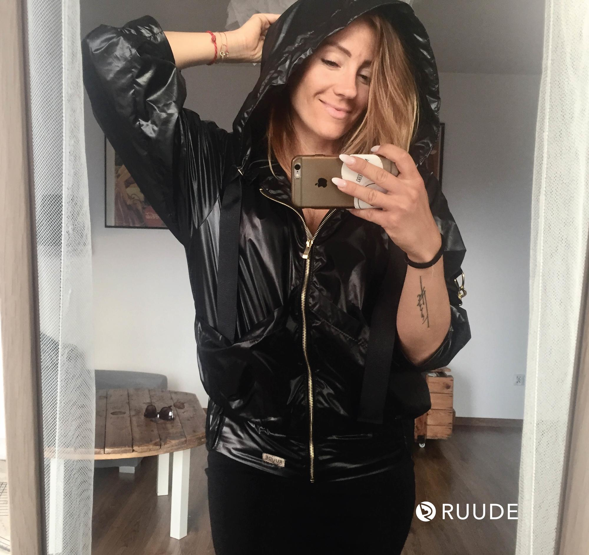 Storm - Kurtka Oversize - RUUDE