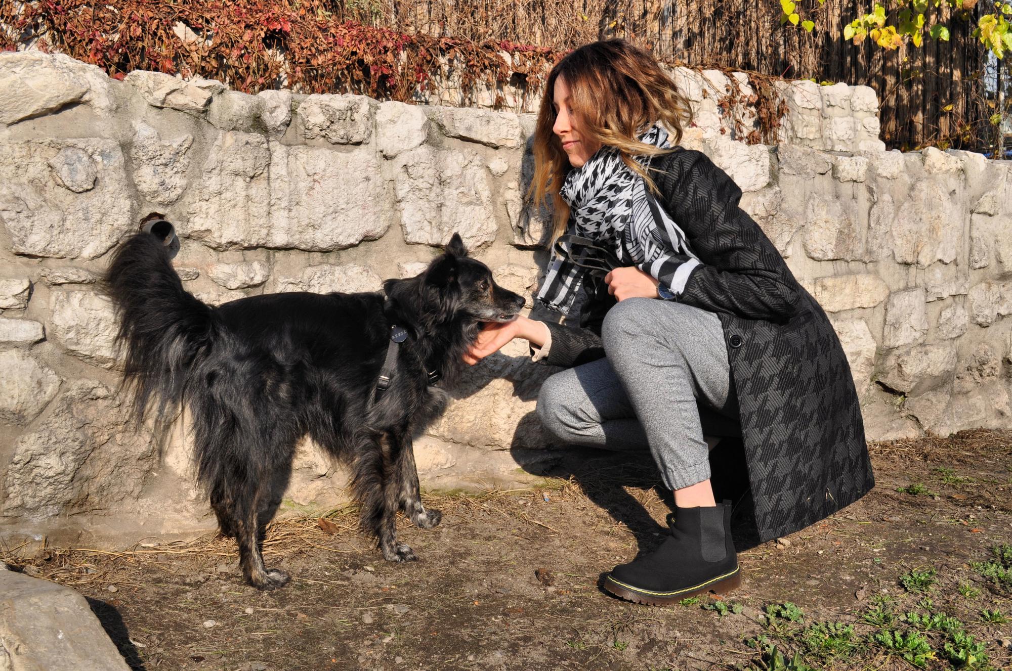 Sztyblety zimowe GAIL czarne - Fairma Ethical Design | JestemSlow.pl