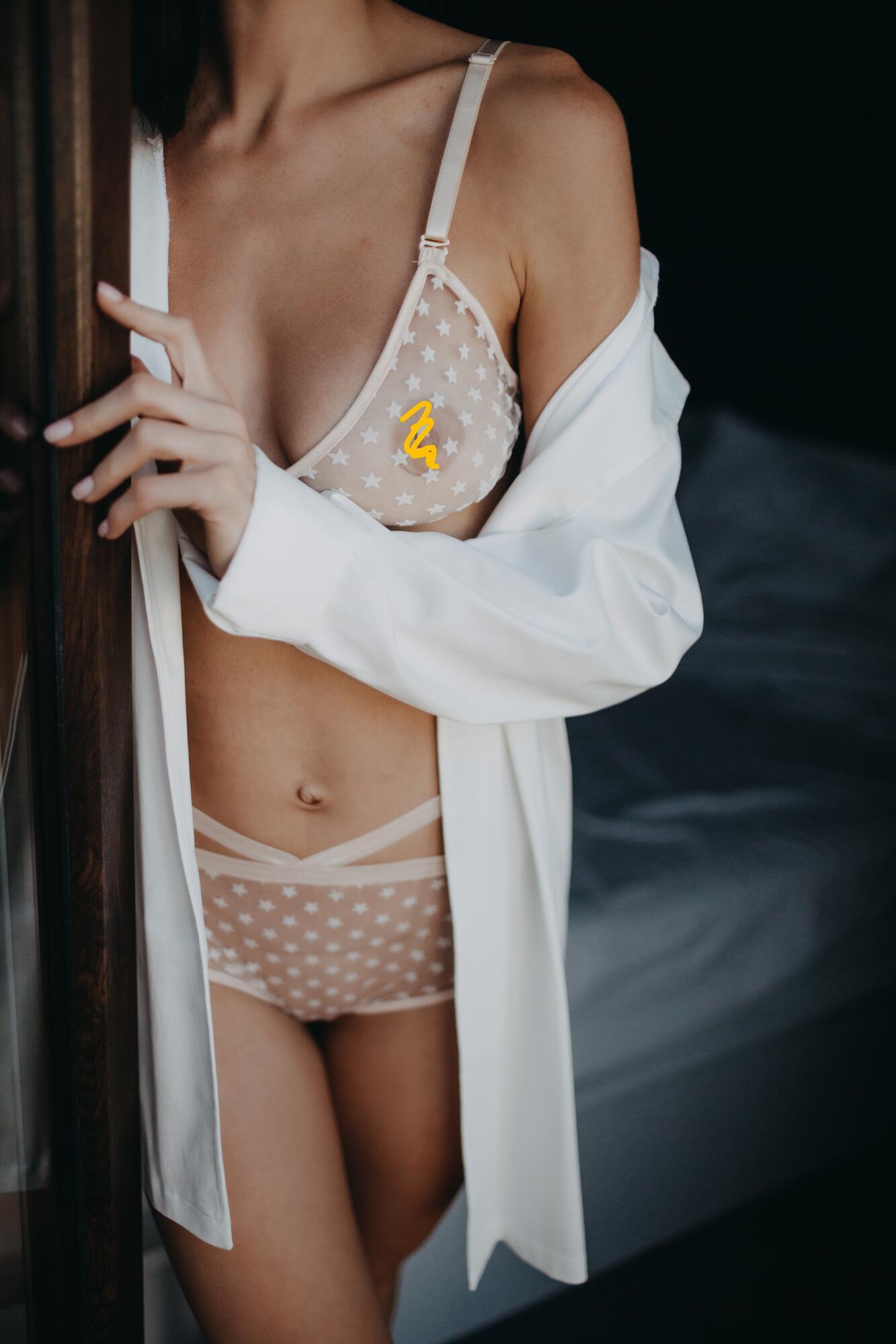 majtki oh my dot! white mini dot - Culotte concept | JestemSlow.pl