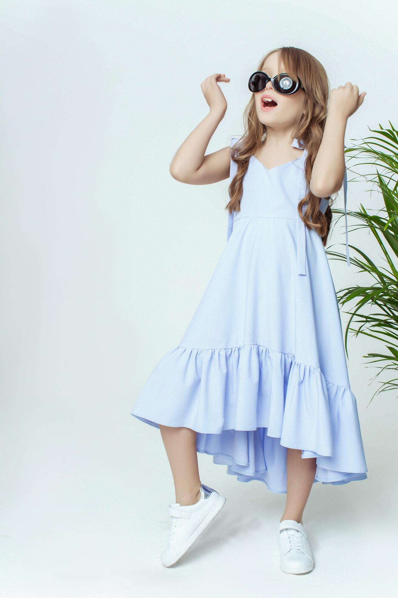 Sukienka Mia - Domino.little.dress   JestemSlow.pl