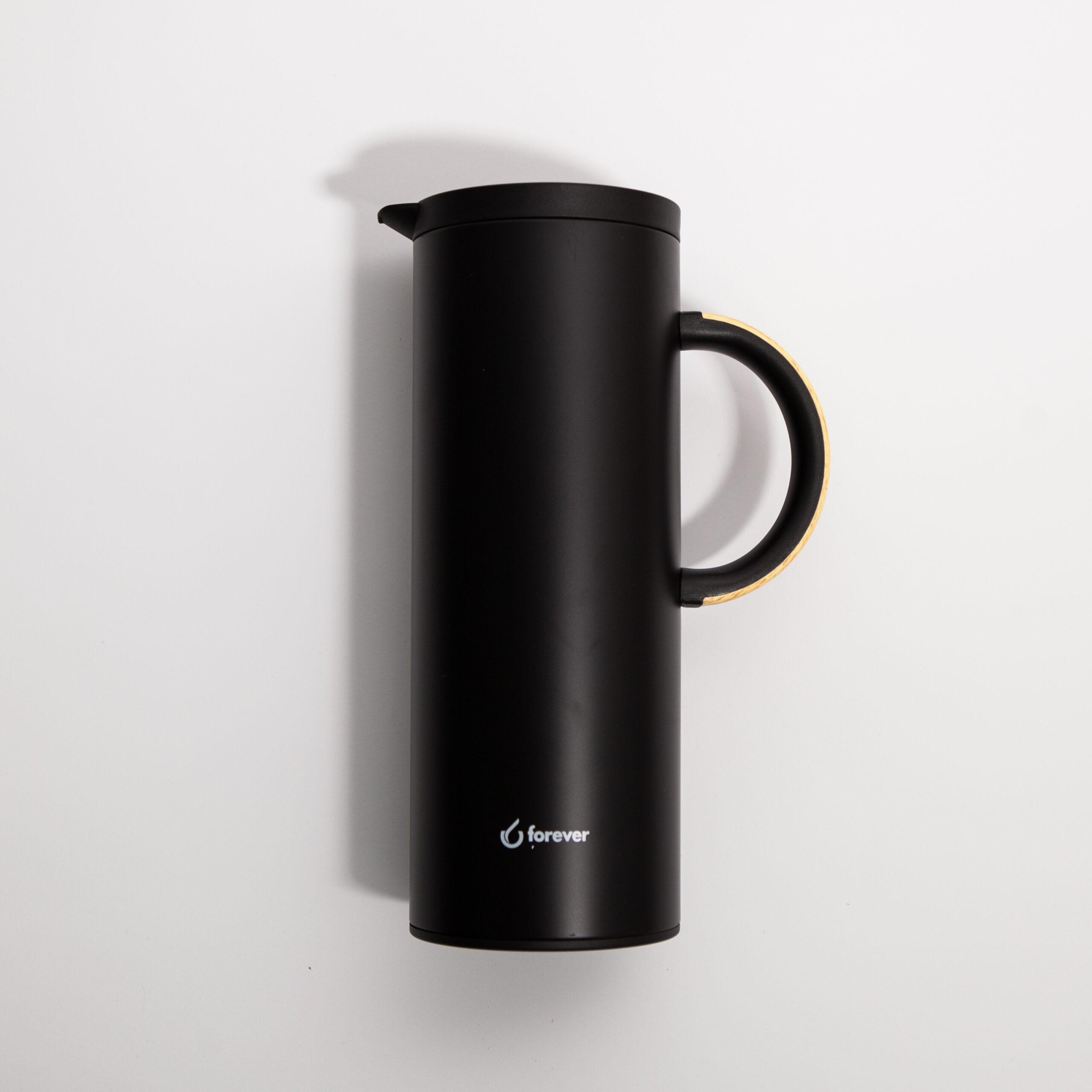 Forever dzbanek próżniowy ze stali nierdzewnej 1l - Coffee Gang | JestemSlow.pl