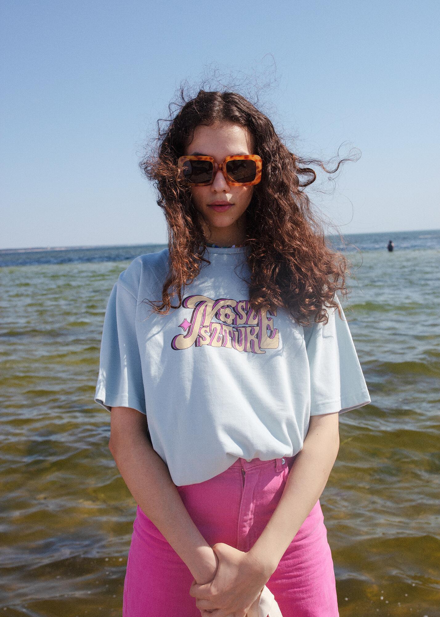 T-shirt TOTALLY SPIES Organic - noszesztuke   JestemSlow.pl