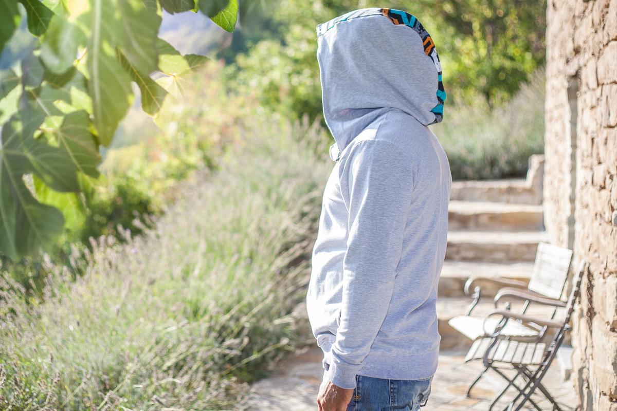 bluza Hoodie-ni graffiti - taff.one