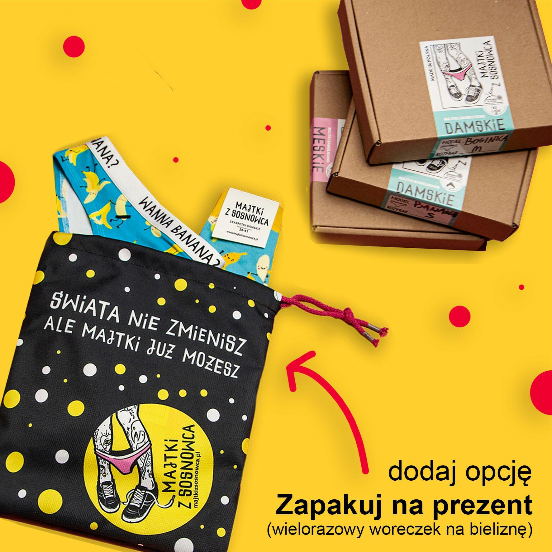 Stary ale Jary - bokserki bambusowe męskie - Majtki z Sosnowca by After Panty | JestemSlow.pl
